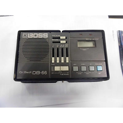 Boss DB66 Metronome