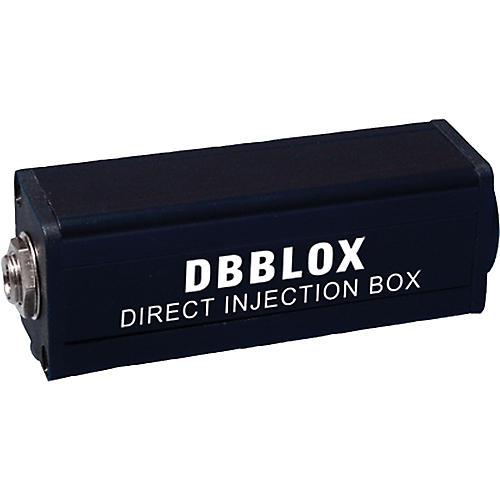 Rapco Horizon DBBLOX Hi to Lo Z Transformer Direct Box