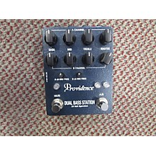 Providence DBS-1 Dual Bass Station Bass Effect Pedal