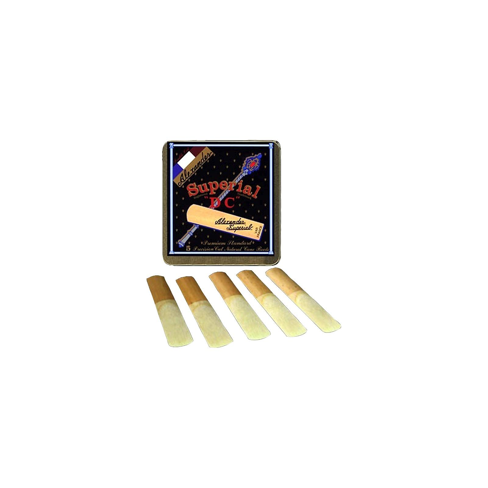 Alexander Reeds DC Alto Saxophone Reeds
