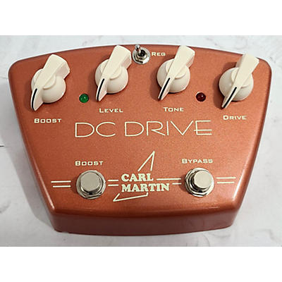 Carl Martin DC DRIVE V1 Effect Pedal