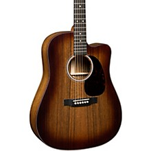 Martin DC Performing Artist Enhanced USA-Made Dreadnought Acoustic-Electric Guitar