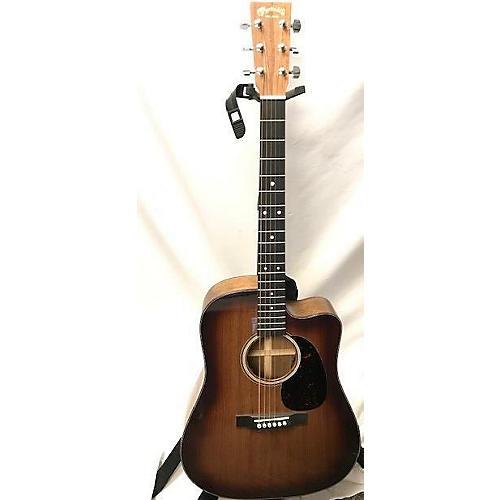 Martin DC Special Ovangkol Acoustic Electric Guitar Sunburst