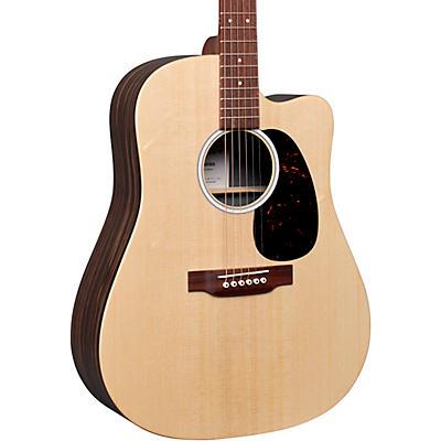 Martin DC-X2E Rosewood Dreadnought Cutaway Acoustic-Electric Guitar