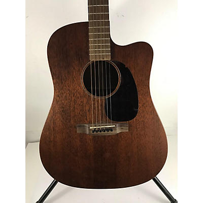 Martin DC15ME Acoustic Electric Guitar