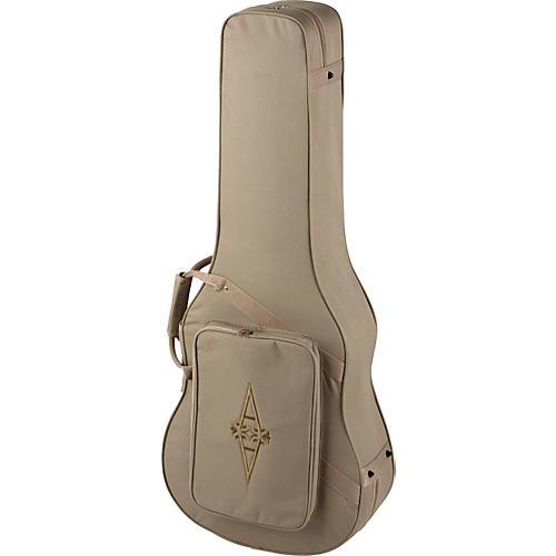 Alvarez DC2 Dreadnought Acoustic Guitar Case with Hygrometer