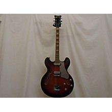 Welson DC2 Hollow Body Electric Guitar