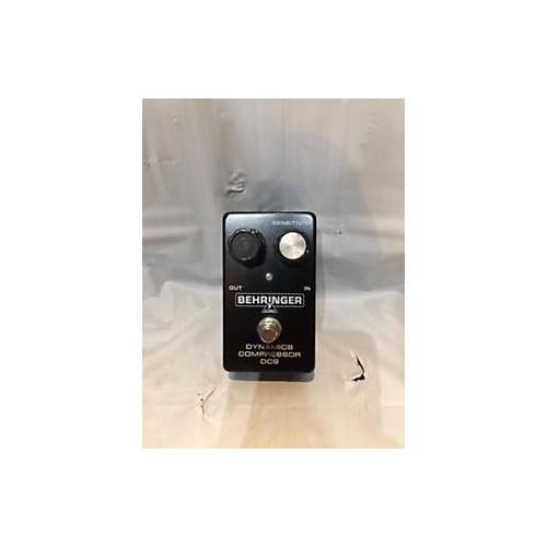 DC9 Compressor Effect Pedal
