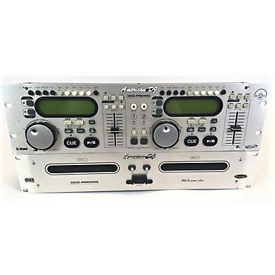American DJ DCD Pro450 DJ Player