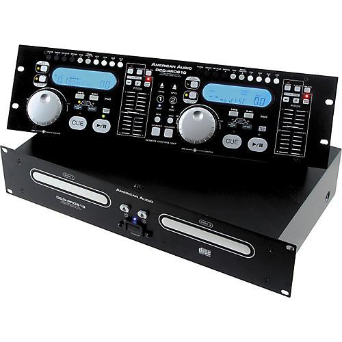 American Audio DCD-Pro610 Professional Dual CD Player