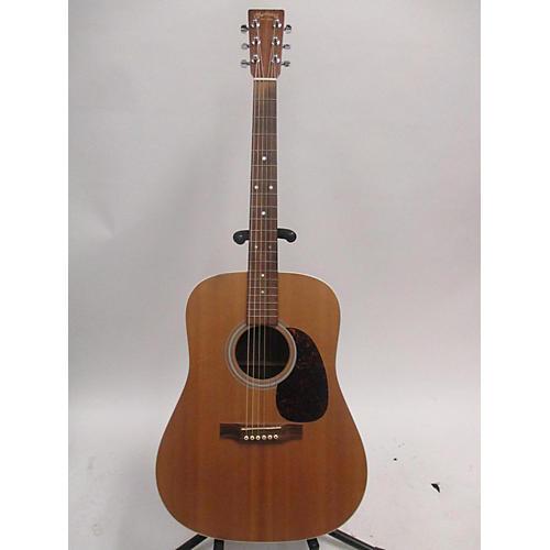 Martin DCPA1 Acoustic Electric Guitar Natural
