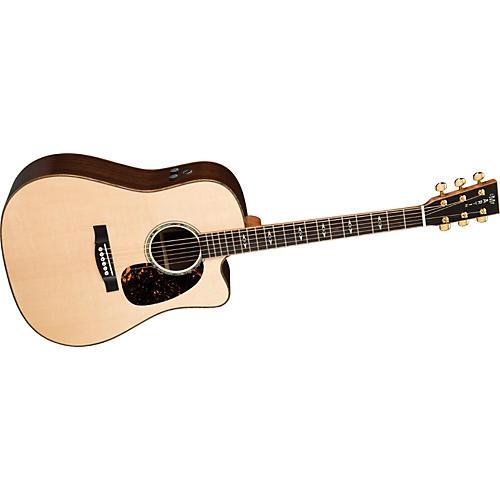 Martin DCPA1 Sunburst Acoustic-Electric Guitar