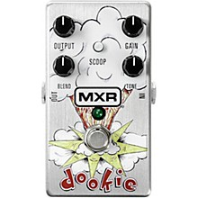 MXR DD25 Green Day Dookie Drive V2 Overdrive Effects Pedal