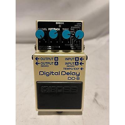 Boss DD8 Effect Pedal