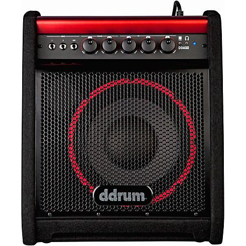 Ddrum DDA50 Electronic Drum Kickback Amp