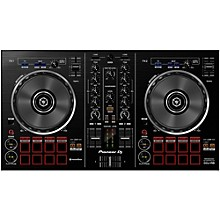 Open Box Pioneer DDJ-RB Portable 2-Channel DJ Controller for Rekordbox DJ