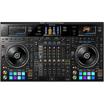 Pioneer DJ DDJ-RZX 4-Channel Controller for rekordbox dj and recordbox video
