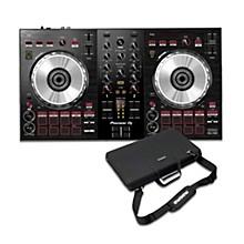 Pioneer DDJ-SB3 Serato DJ Controller with Case