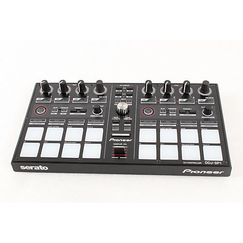 Pioneer DDJ-SP1 controller for Serato DJ Condition 3 - Scratch and Dent Regular 194744179167
