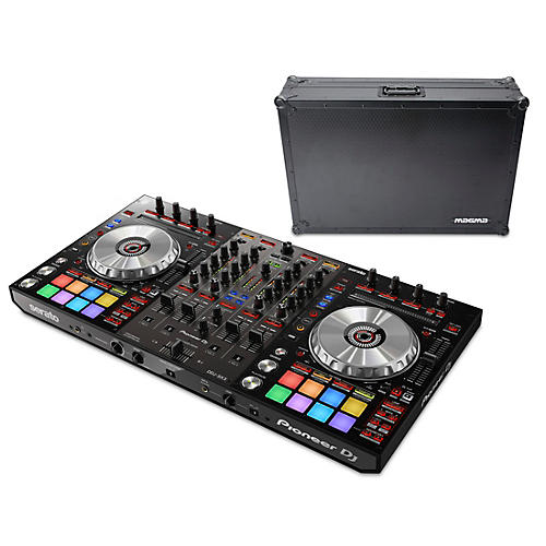 DDJ-SX3 Performance DJ Controller With Magma Case