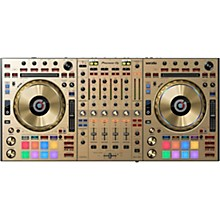 Open Box Pioneer DDJ-SZ2 Gold Edition Professional DJ Controller with Serato DJ