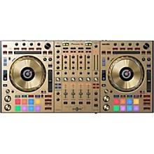 Open BoxPioneer DDJ-SZ2 Gold Edition Professional DJ Controller with Serato DJ