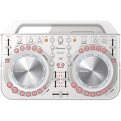 Pioneer DDJ-WeGO2-W Compact iOS DJ Contoller (White)