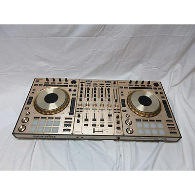 Pioneer DDJSZ Limited Edition Gold DJ Controller
