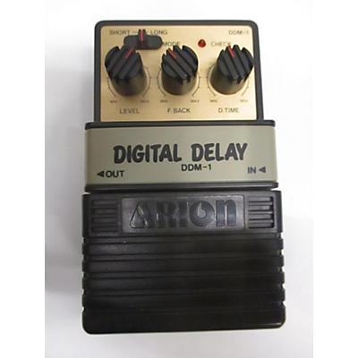 Arion DDM-1 DIGITAL DELAY Effect Pedal