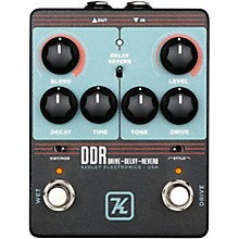 Keeley DDR Drive-Delay-Reverb Effects Pedal