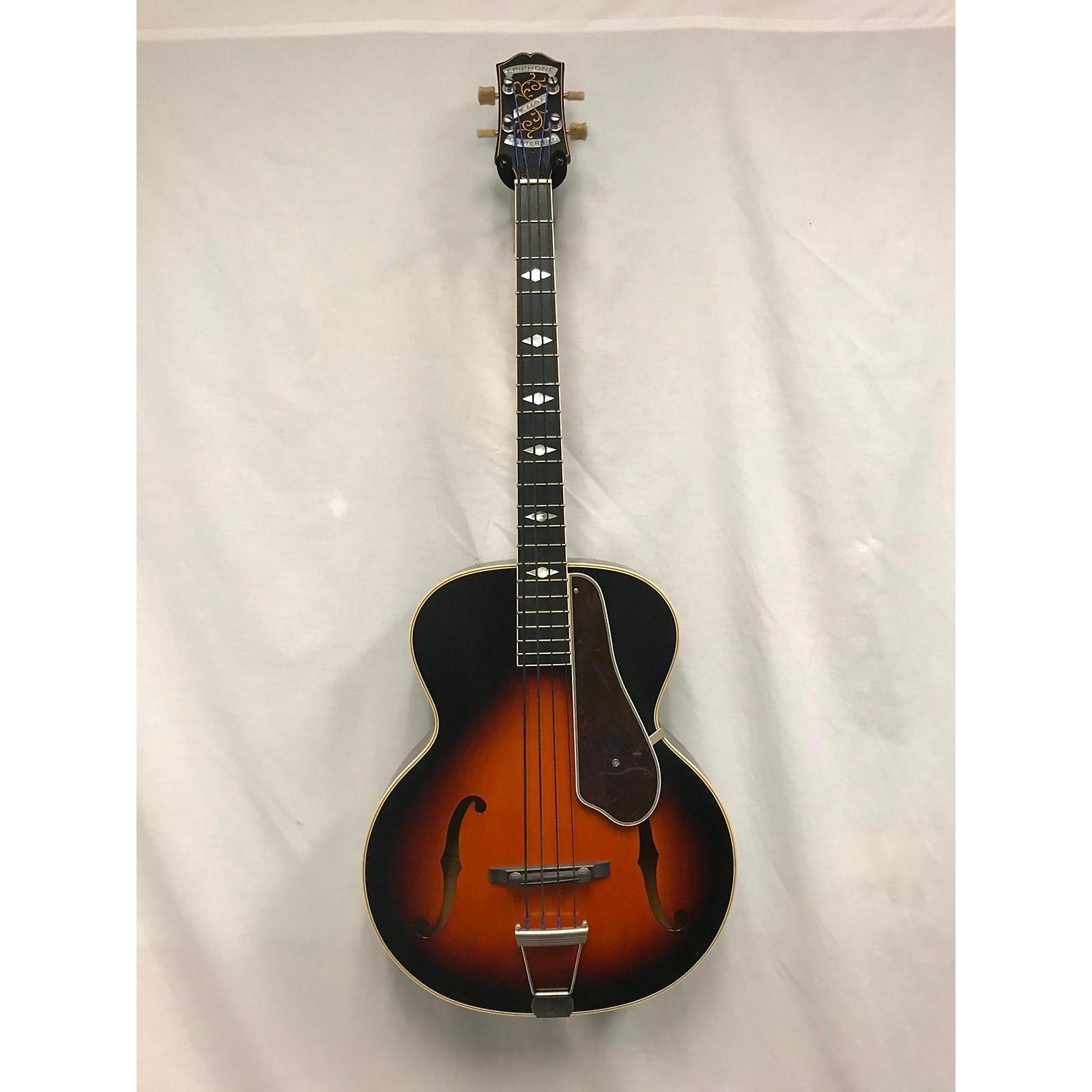 Epiphone DE LUXE Masterbuilt Electric Bass Guitar