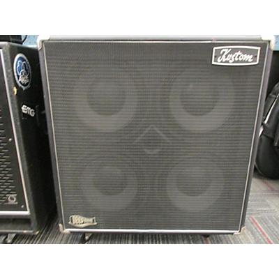 Kustom DE410H Bass Cabinet