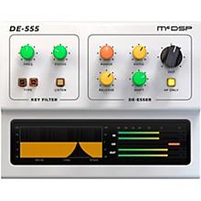 McDSP DE555 De-esser Native v6 Software Download
