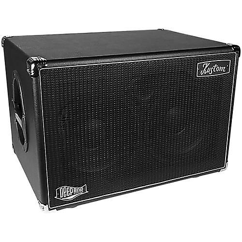 Kustom DEEP210 1,000W 2x10 Bass Speaker Cabinet