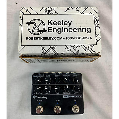 Keeley DELAY Effect Pedal