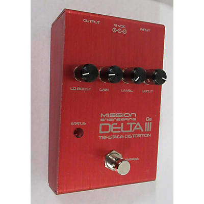 Mission Engineering DELTA III Effect Pedal