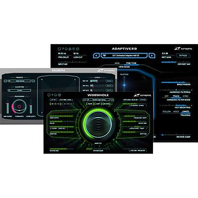 Zynaptiq DESIGN Bundle: Sound Transformation Plug-ins
