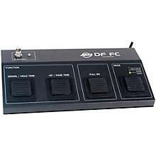 Open Box American DJ DF FC Wireless Rechargeable Foot Controller