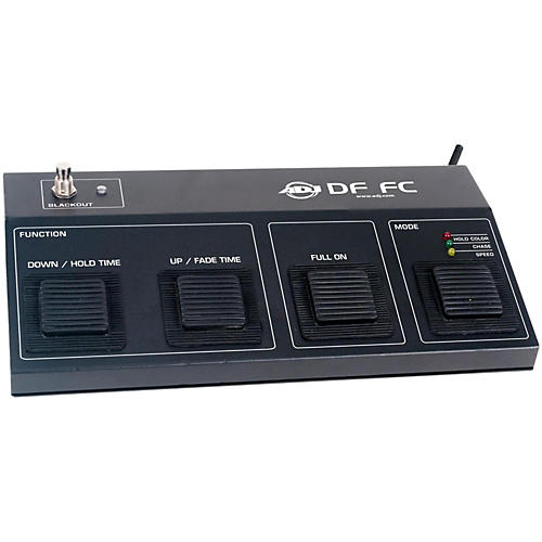 American DJ DF FC Wireless Rechargeable Foot Controller