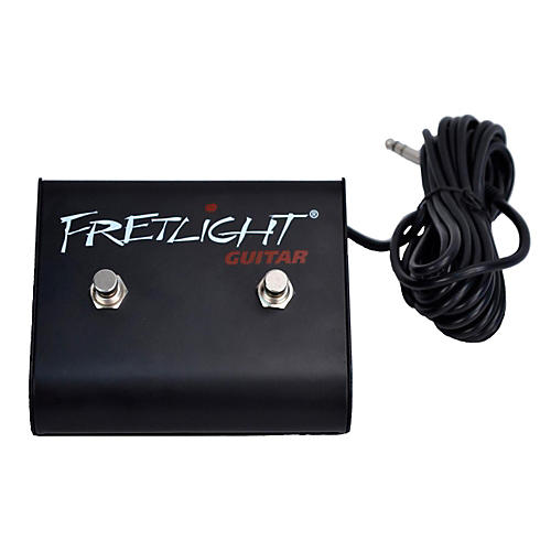 fretlight dfs001 dual footswitch hands free functionality for ready software musician 39 s. Black Bedroom Furniture Sets. Home Design Ideas