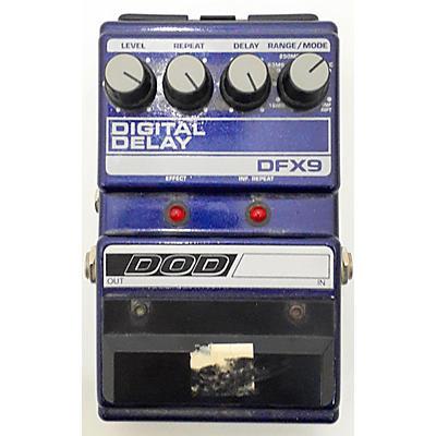 DOD DFX91 Digital Delay Effect Pedal