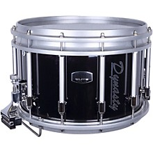 DFZ Tube Style Shorty Snare Drum Black 14x10