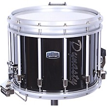 DFZ Tube Style Snare Drum Black 14x12