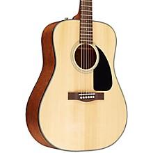 Open BoxFender DG-8S Dreadnought Acoustic Guitar Pack