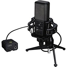 Open BoxLewitt Audio Microphones DGT 650 Stereo USB Microphone for iOS, PC, Mac