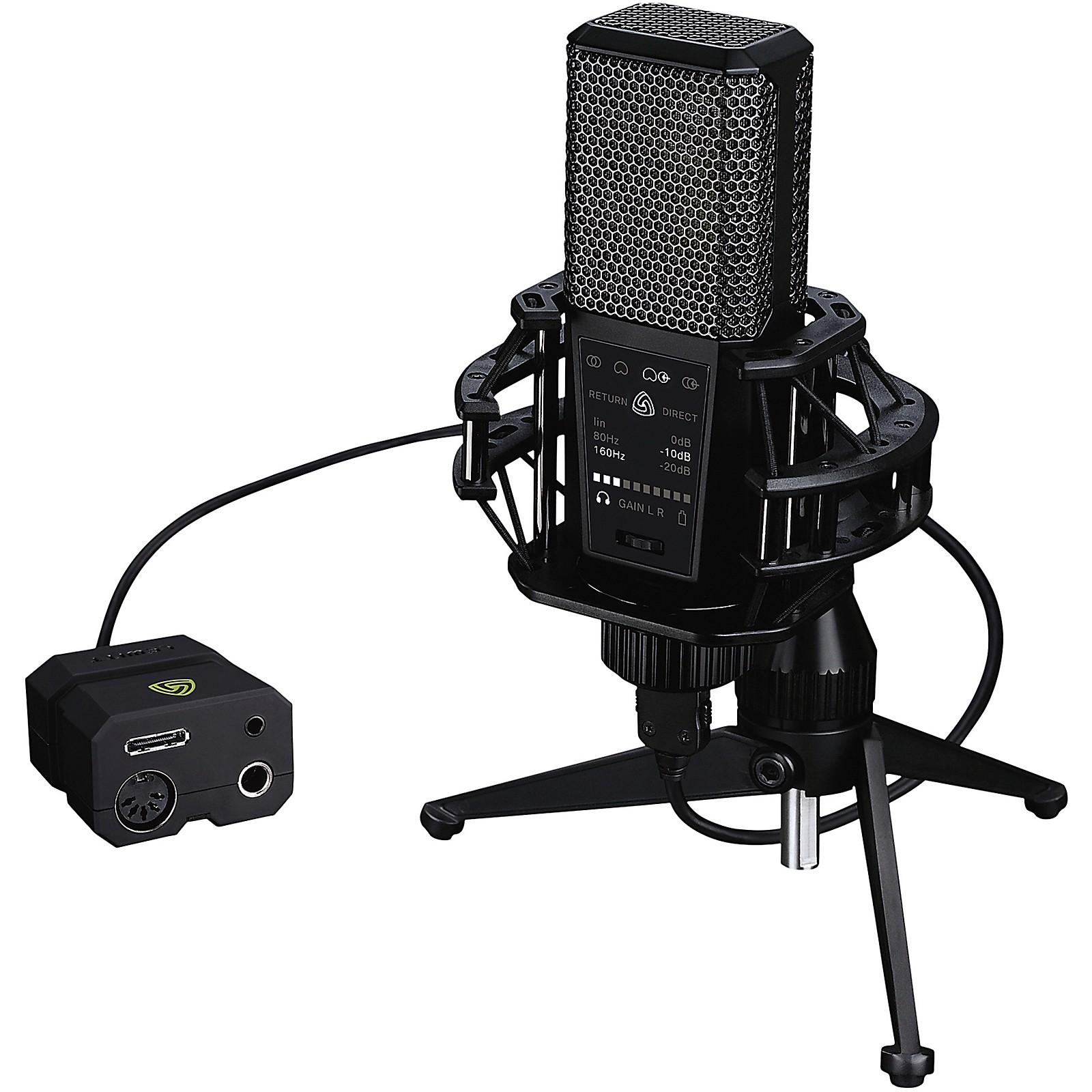 Lewitt Audio Microphones DGT 650 Stereo USB Microphone for iOS, PC, Mac