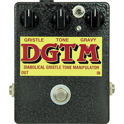 T-Rex Engineering DGTM Diabolical Gristle Tone Manipulator Guitar Effects Pedal