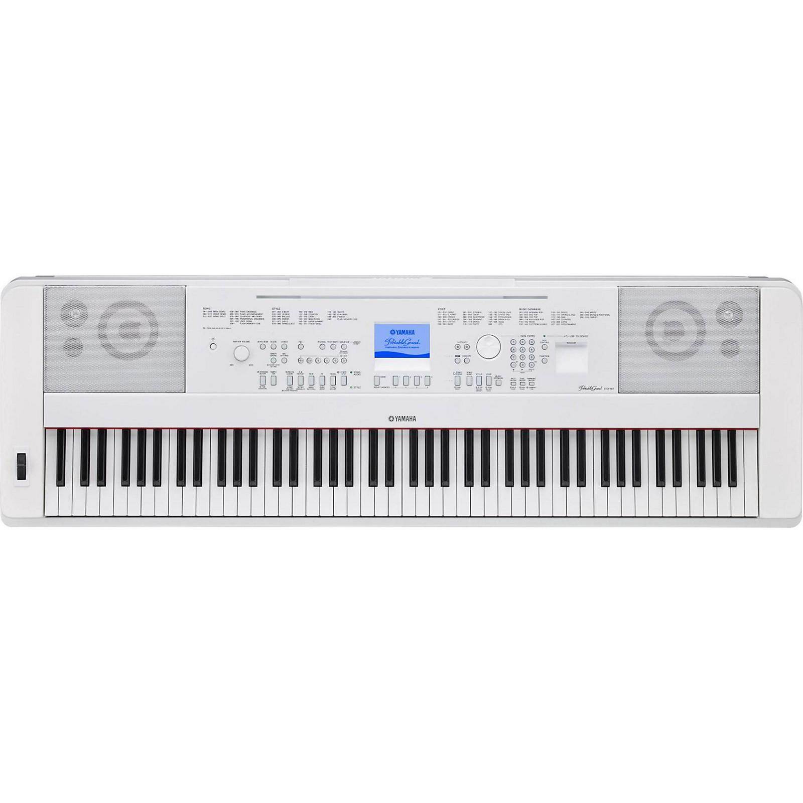 Yamaha DGX-660 88-Key Portable Grand