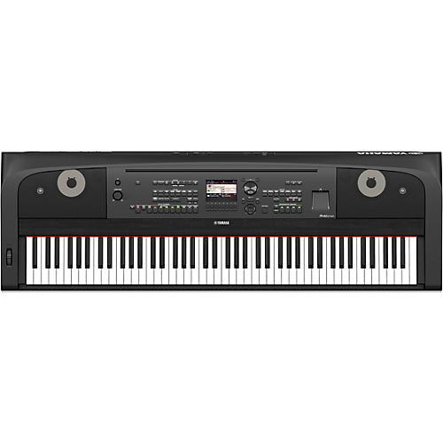 Yamaha DGX-670 88-Key Portable Grand Black
