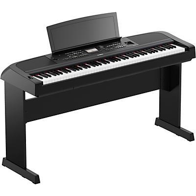 Yamaha DGX-670 88-Key Portable Grand Piano with Stand